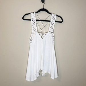 Free people Strappy tank top - size L
